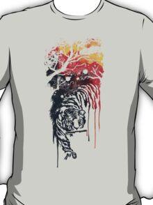 Painted watercolor tiger T-Shirt