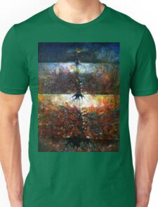 The Fire Of Forest -The Fire Of Heart Unisex T-Shirt