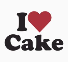 I Heart Love Cake by HeartsLove