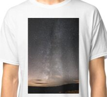 Milky Way North Yorkshire  Classic T-Shirt