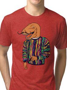 Sweater T-Rex Tri-blend T-Shirt
