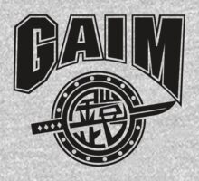 Gaim Crew (black) by lazerwolfx