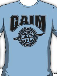Gaim Crew (black) T-Shirt