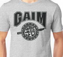 Gaim Crew (black) Unisex T-Shirt
