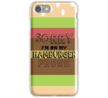 Phone Problems iPhone Case/Skin