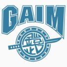 Gaim Crew (light blue) by lazerwolfx