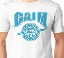 Gaim Crew (light blue) Unisex T-Shirt
