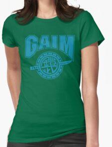 Gaim Crew (light blue) Womens Fitted T-Shirt