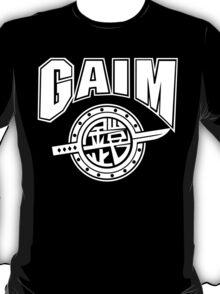 Gaim Crew (white) T-Shirt