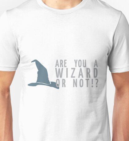 Oh-- yes. Yes, I am. Unisex T-Shirt