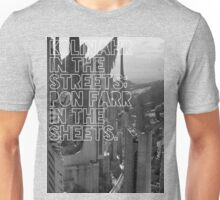 Kolinahr in the streets; Pon Farr in the sheets. Unisex T-Shirt