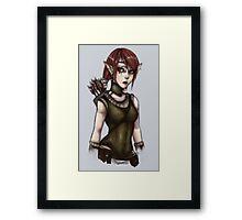 Celestae Framed Print