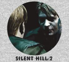 Silent Hill 2- James Mirror Large by coffeycrumbles