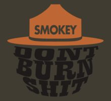 Smokey The Bear by Johnny Tsunami