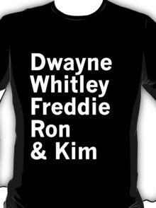 A Different World Crew T-Shirt