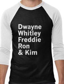 A Different World Crew Men's Baseball ¾ T-Shirt