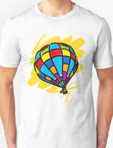 Hot_Air_Balloon_Trip T-Shirt