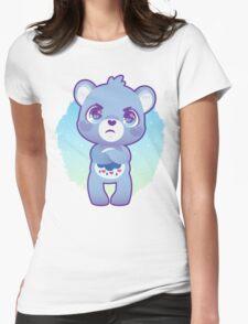 Grumpy bear Womens Fitted T-Shirt