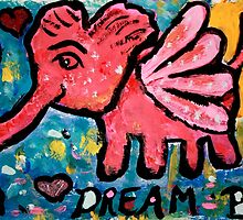 Dream Big by Kate Delancel