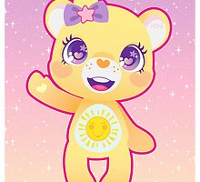 Funshine bear by cutegalaxy