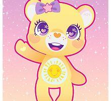 Funshine bear by cutegalaxy