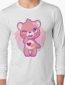 Love-a-lot bear Long Sleeve T-Shirt
