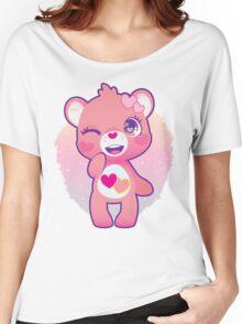 Love-a-lot bear Women's Relaxed Fit T-Shirt
