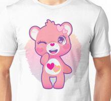 Love-a-lot bear Unisex T-Shirt