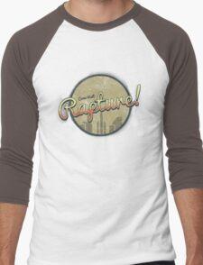 Come Visit Rapture! Men's Baseball ¾ T-Shirt