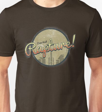 Come Visit Rapture! Unisex T-Shirt