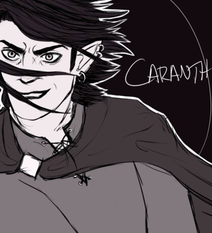caranthir Sticker