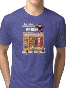 Mr Benn Tri-blend T-Shirt