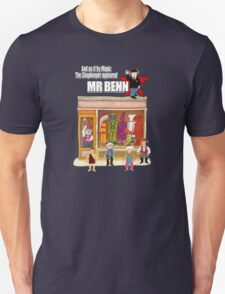 Mr Benn Unisex T-Shirt