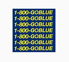 1-800-GOBLUE –University of Michigan Hotline Bling Unisex T-Shirt