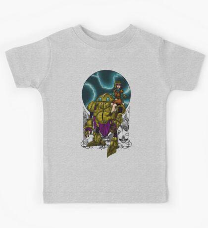 Lucca and Robo, shirt Kids Tee