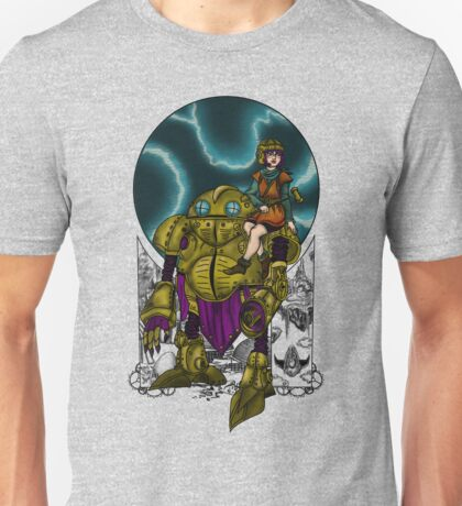 Lucca and Robo, shirt Unisex T-Shirt