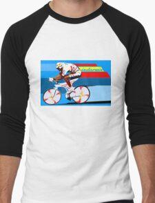 Indurain Men's Baseball ¾ T-Shirt