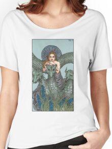 Hydra Nouveau Women's Relaxed Fit T-Shirt