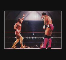 CM Punk vs Randy Savage by Bucky Sentry