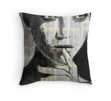 undine Throw Pillow