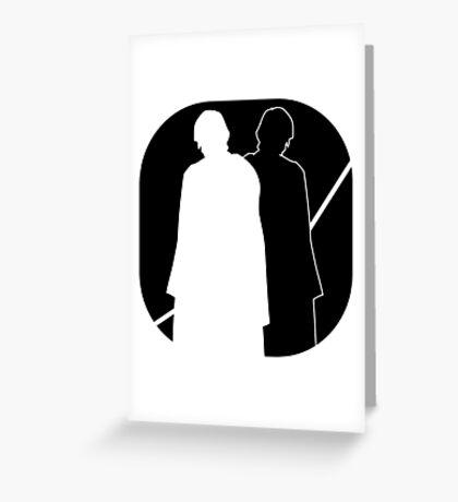 Star Wars - Anakin Skywalker Greeting Card