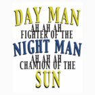 Dayman Fighter of the Nightman by chelseasometime