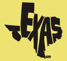 Texas State Type 1  by seanings