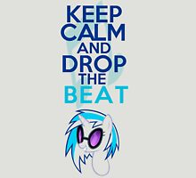 Keep Calm and Drop The Beat  Unisex T-Shirt