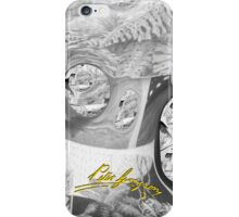 Bubble Drawing 1 iPhone Case/Skin