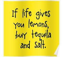 If life give you lemons Poster