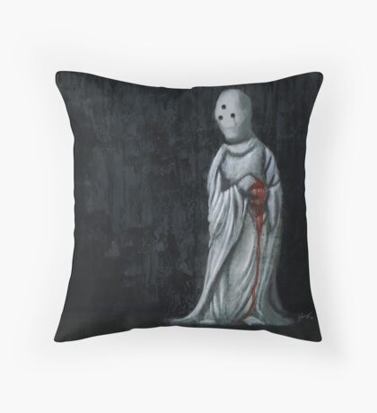 We've Been Deceived Throw Pillow
