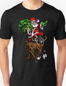 Santa Adventurer Extraordinaire  T-Shirt