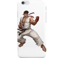 Street fighter-Ryu t shirt  iPhone Case/Skin