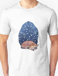 Sleeping Fawn T-Shirt